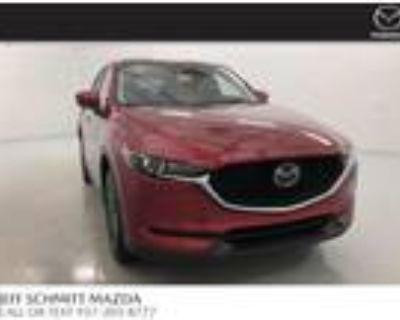2020 Mazda CX-5 Red, 6K miles