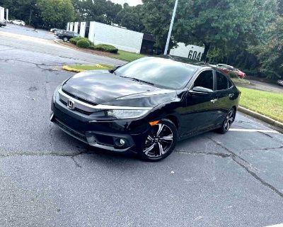 2017 Honda Civic Touring Sedan CVT
