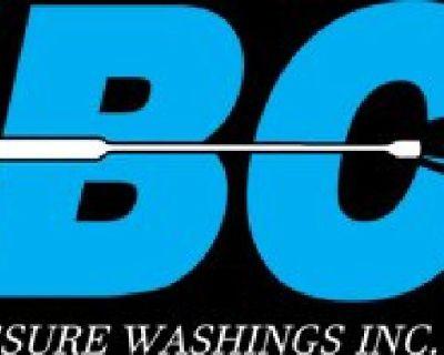JBC Pressure Washings Inc.