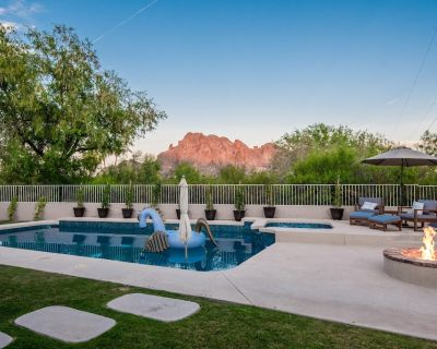 7000sqft VILLA STYLE MANSION MINUTES TO OLD TOWN SCOTTSDALE!! - Camelback Foothills