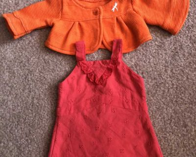 American Girl Outfit- 18 Dolls