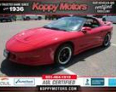 1993 Pontiac Firebird Red, 117K miles