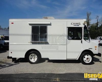 2006 Workhorse W42 Step Van Ice Cream Truck / Mobile Ice Cream Biz