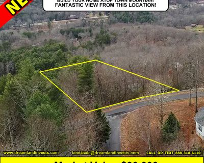 0.72 Acres for Sale in Blairsville, GA