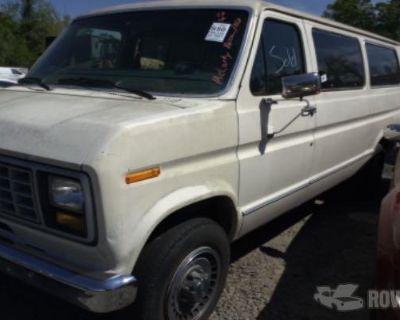 1991 Ford Club Wagon
