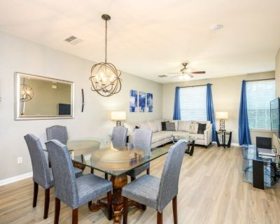 NEW & GORGEOUS Townhome [CDC COMPLIANT] - Orlando