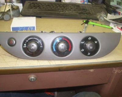 Temp Climate Ac Heater Control Toyota Camry 2002 02 2003 03 2004 04 05 06