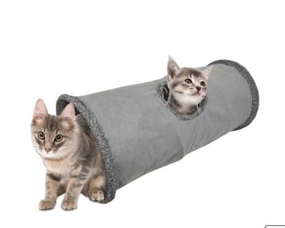 FOLDABLE / EXPANDABLE CAT TUNNEL