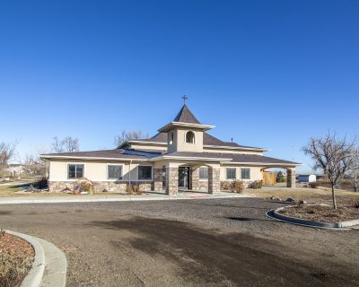 Church & Land for Sale