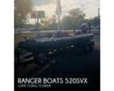 20 foot Ranger Boats 520SVX