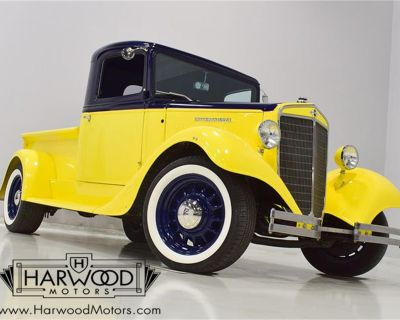 1936 International Pickup