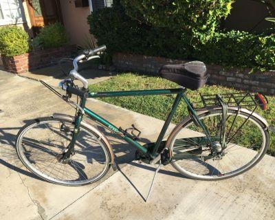 European Dutch Bicycle