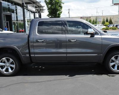Pre-Owned 2019 Ram 1500 Limited 4x4 Crew Cab