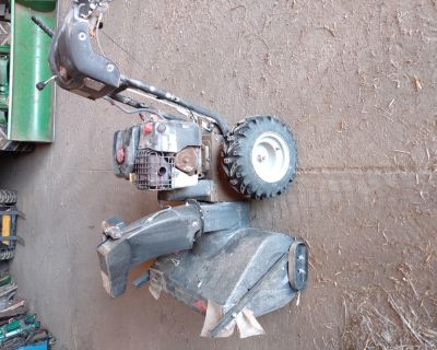 Briggs and Stratton professional snow blower