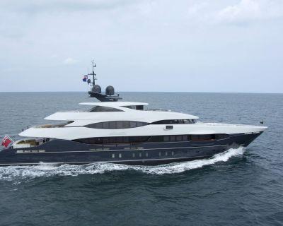 2011 180' Heesen Yachts Lloyds, LY2/MCA