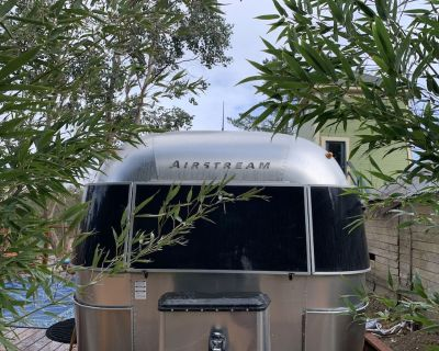 Airstream on the homestead - Valley Ford