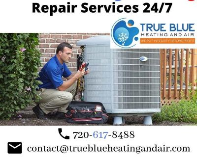 Air Conditioning & Heating Repair Services 24/7