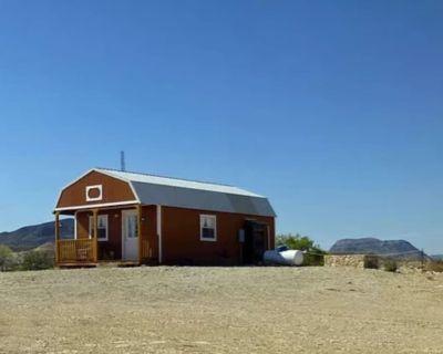 Sherri s Terlingua Cabin on the Creek: Easy Access - Study Butte-Terlingua