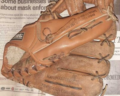 Childs Leather Baseball/softball glove