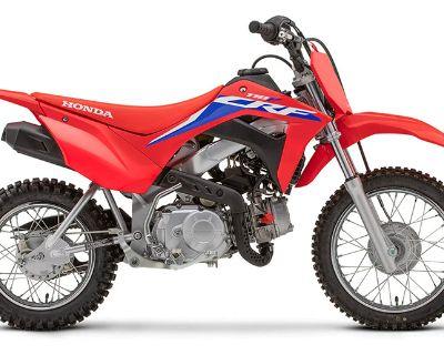 2022 Honda CRF110F Motorcycle Off Road Brockway, PA