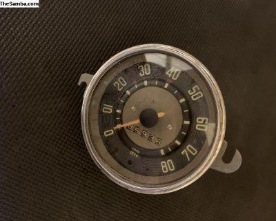 Original 1967 MPH speedometer
