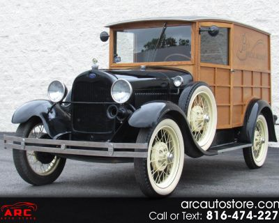 Used 1928 Ford Model A Pickup