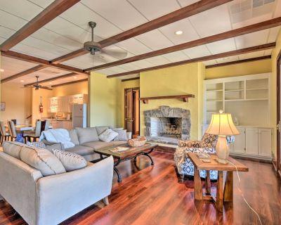 NEW! Inviting Bottom-Floor Apartment at Owls Nest! - Clarkesville
