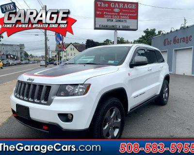 Used 2013 Jeep Grand Cherokee 4WD 4dr Laredo Trailhawk *Ltd Avail*