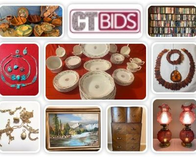 CARING TRANSITIONS SADDLEBROOKE IN-HOME ONLINE AUCTION / ENDS 09-14 / PICKUP 09-17 / ZIP 85739
