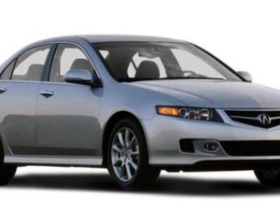 2008 Acura TSX Standard