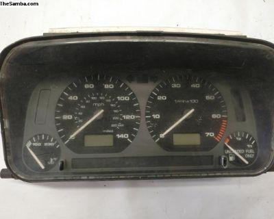 Dash gauge cluster