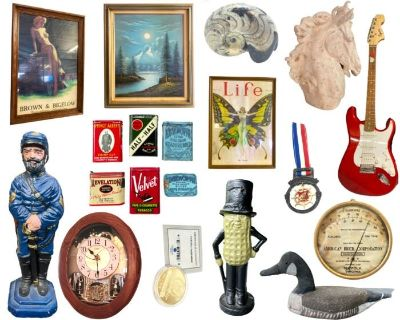 P651 Combined Treasure Auction Part 2