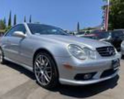2005 Mercedes-Benz CLK500 Coupe for sale