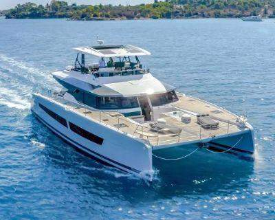 2022 Fountaine Pajot 2021 Power Catamaran 67