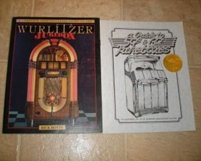 A COMPLETE IDENTIFICATION GUIDE TO WURLITZER JUKEBOX + 50s/60s Jukes !