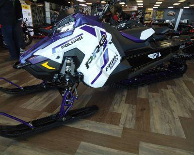 2021 Polaris 850 PRO RMK 155 2.6 in. Factory Choice Snowmobile Mountain Denver, CO