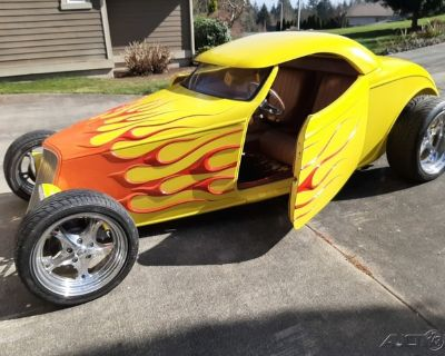 1933 Ford Speedstar Roadster