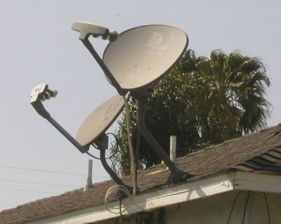SATELLITE DISH REMOVAL OFF YOUR HOME