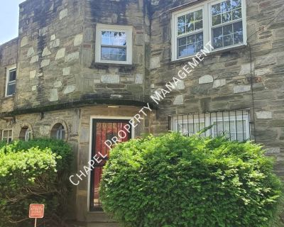 1 Bedroom Apartment in East Mt. Airy