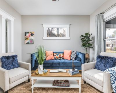 The Vibrant and Chic Abode In Hip Fountain Square - Fountain Square
