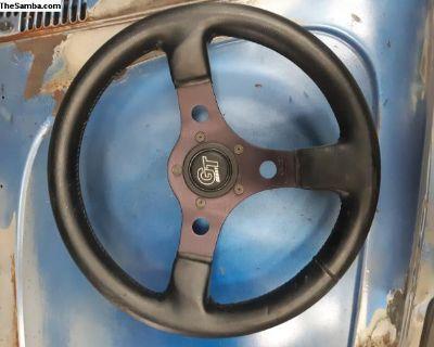 Grant GT steering wheel