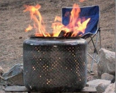 PORTABLE FIRE PIT $50 And UP !!