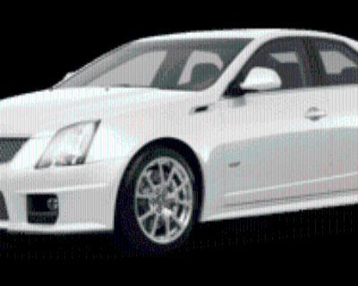2011 Cadillac CTS Luxury Sedan 3.0 AWD Automatic