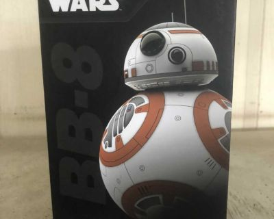 Collectors Item:: Disney Star Wars BB8