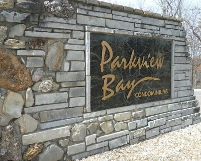 Parkview Bay 616, three bedroom, new carpet, A/C, XL water heater, FREE WIFI - Osage Beach