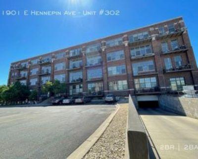 1901 E Hennepin Ave #302, Minneapolis, MN 55413 2 Bedroom Apartment
