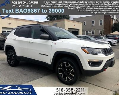 Used 2019 Jeep Compass Trailhawk 4x4