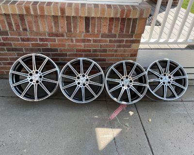 W212 E63 Wagon Wheels OE