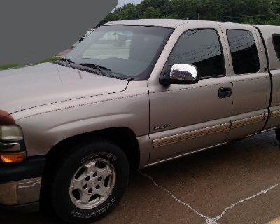 2002 Chevrolet Silverado LS 1500 chevy pickup truck