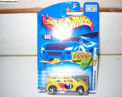 Hotwheels New-Beetle